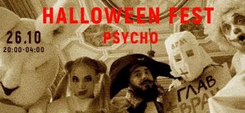 Halloween Fest. Psyho
