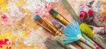 Основы живописи для детей  от 5 лет