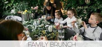 Bankhotel: Family Brunch
