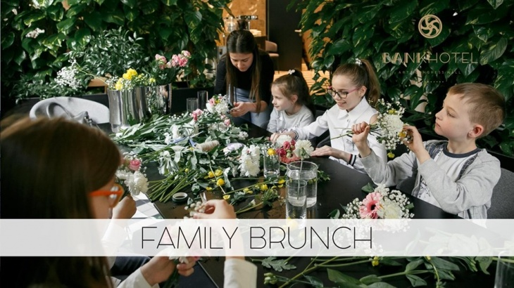 Bankhotel: Family Brunch