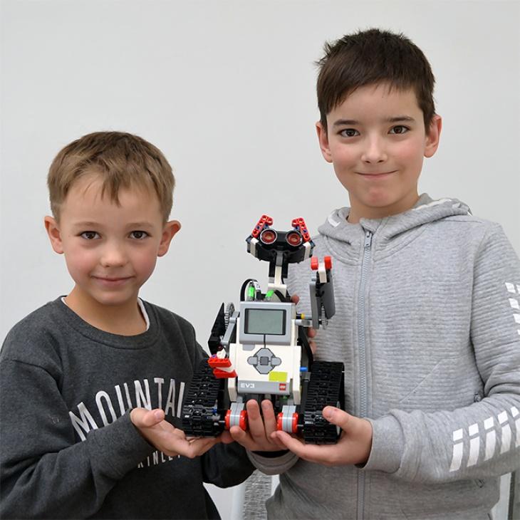 """Курс """"RoboEdu lvl.2"""" для дітей 8+ років"""