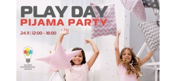 PLAY DAY. Pijama Party