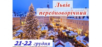 Львів передноворічний