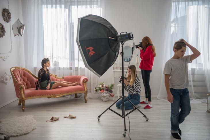 Дитяча фотошкола Фото-Фан у Львові