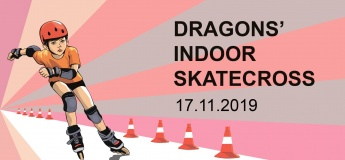 Dragons' Indoor Skatecross
