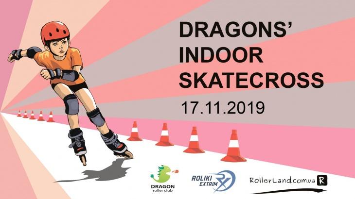 Dragons' Indoor Skatecross