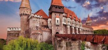 """Тур """"Вікенд з родзинкою… Замок Корвінів + Турда!"""""""