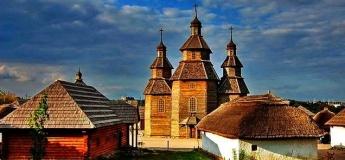 Запорожская Сечь + Капище
