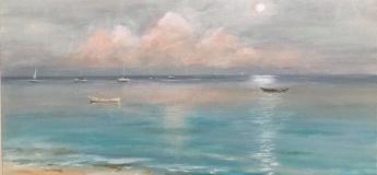 Майстер-клас живопису олійними фарбами