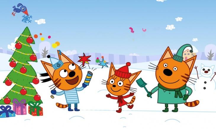 Новорічний ранок для діток 1-3 роки