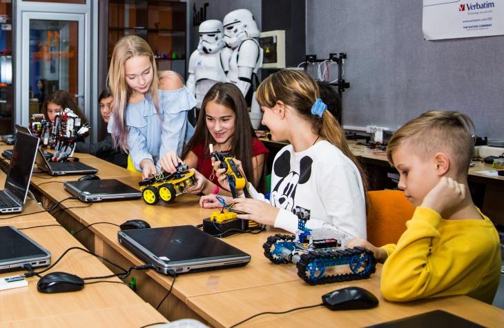 День відкритих дверей у Junior IT Step для дітей 7-14 років!