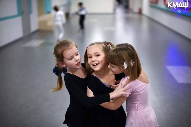 Студія професійної хореографії для дітей оголошує набір. Викладачка - прима театру Алла Сердцева