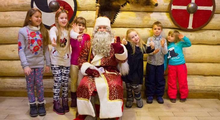 Новогодние и Рождественские праздники с размахом в Княжестве Киевская Русь
