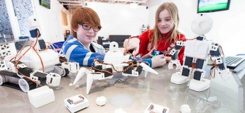 """Відкритий урок для дітей 7-14 років """"Робототехніка та технології майбутнього"""""""