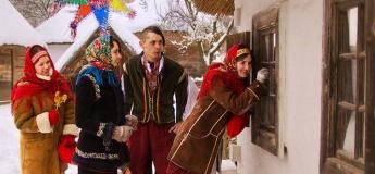 Рождество по Гоголю близ Диканьки