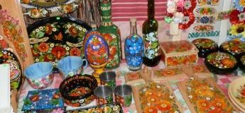 Новогодняя Петриковка и Галушковка из Харькова