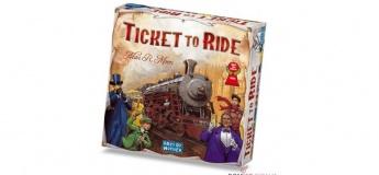 """Увлекательная игра """"Билет на поезд"""""""
