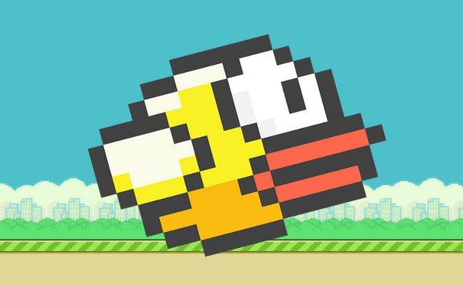 Создание игры Flappy Bird