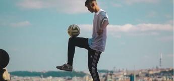 Турнир по футбольному фристайлу LS CUP -2019
