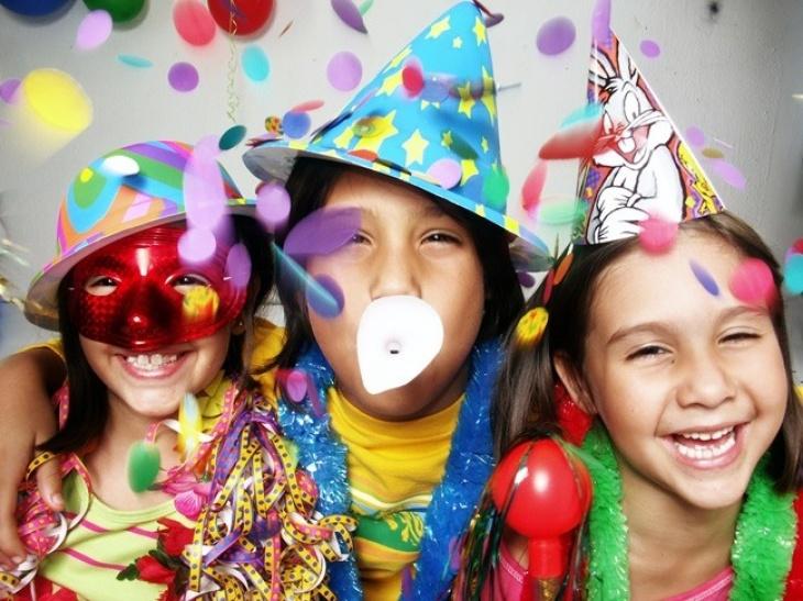 Новорічна вечірка для дітей
