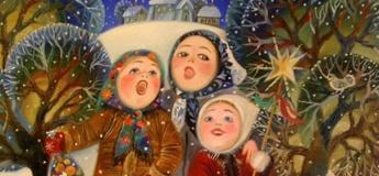 Різдвяна майстерня: колядницька зіронька і коляда
