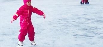 Вперед на лёд!