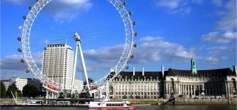 Весенние каникулы в центре Лондона от Speak Up