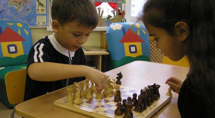 """Шахматы в """"Азбуке"""""""