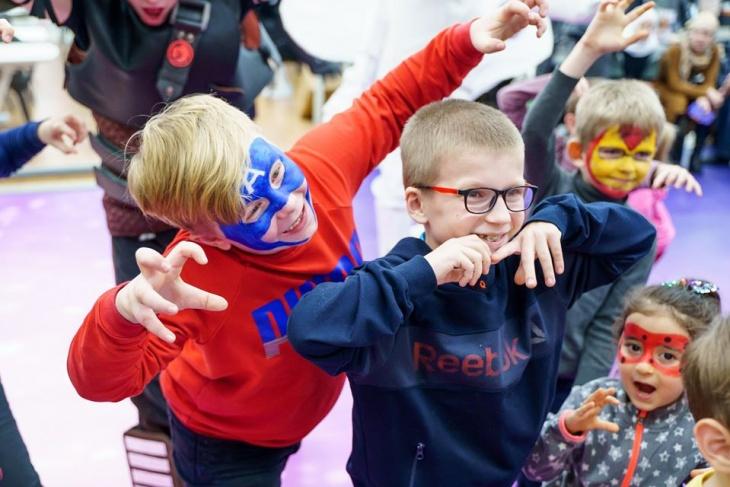 """Чим зайнятися з дітьми на вихідних: безкоштовна програма розваг на """"Даринку"""""""