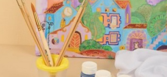 Декоративно-прикладное творчество для детей от 4 до 14 лет