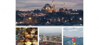 Весняні канікули у Стамбулі