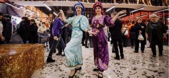 """Вікенд для дітей на """"Даринку"""": дискотека з мильними бульбашками та шоу з повітряними кулями"""