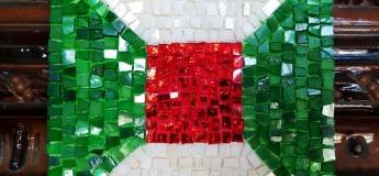 Мастер-класс по византийской мозаике
