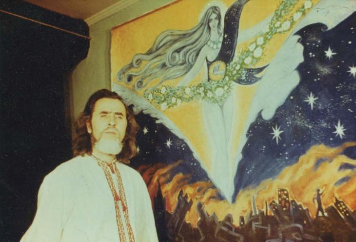 Свята Україна Олеся Бердника: Творчість яка надихає