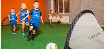 Пробне тренування з футболу для дітей від 2-х років