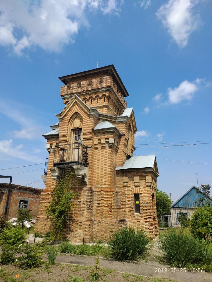 Экскурсия в замок Попова и зоопарк львов в Васильевке