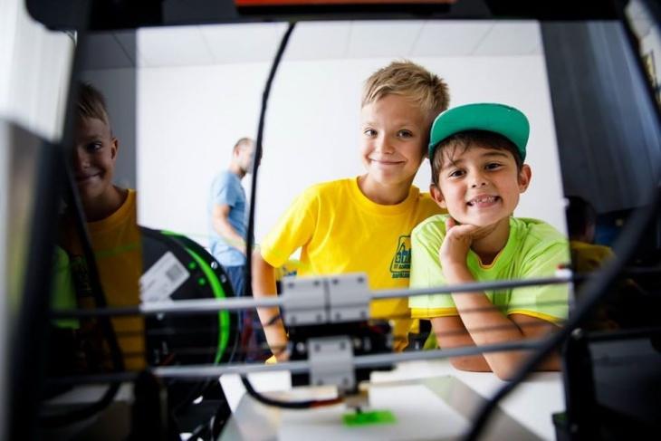 Пробні безкоштовні IT-уроки для дітей 7-14 років