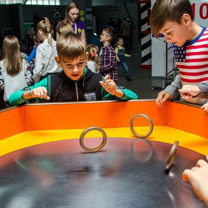 Інтерактивні наукові екскурсії для школярів