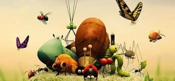 Дитяча субота 5+ Вивчаємо комах