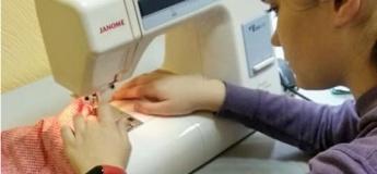 """Детский швейный курс """"ТрикотажКидс"""""""