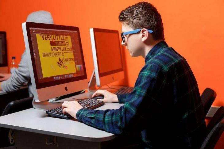 Вища та Комп'ютерна Освіта. День Відкритих Дверей