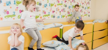 набор деток от 1 года до 6 лет