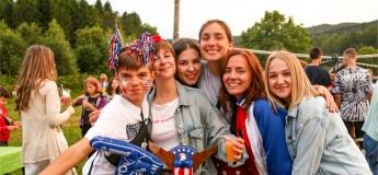Літні канікули в DEC camp Migovo