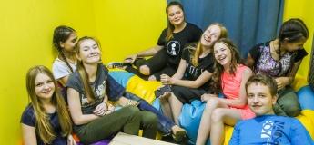 Денний табір з вибору професії для підлітків