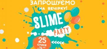 SLIME party у MIKKI