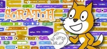 """Рисование в проекте Scratch """"Кот-художник"""""""