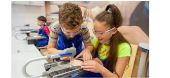 Летние мастер-классы для детей