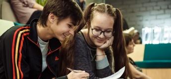 Майстер-класи, психологічні тренінги, квести для шкіл і гімназій