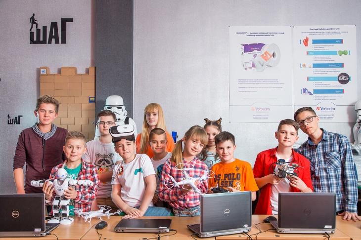 День відкритих дверей в Малу Комп'ютерну Академію ШАГ і Секретну лабораторію X-lab