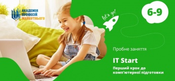 Початковий комп'ютерний курс для дітей 1-3 класів - Добір у групу